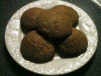 Authentic Mexican Hot Chocolate Cookies