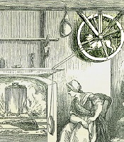 Cooking In The 1700s