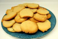 1800's Tea Cake Cookies Recipe
