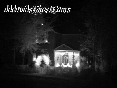 dddavidsGhostCams, a  real haunted house.